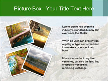 Mountain PowerPoint Template - Slide 23