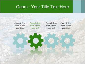 Mountain PowerPoint Template - Slide 48
