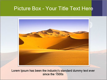 Red sand dune PowerPoint Templates - Slide 16