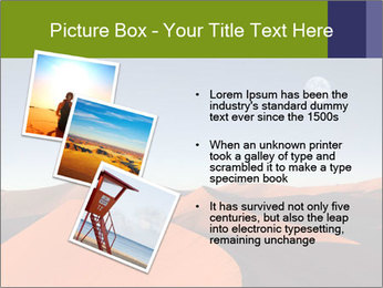 Red sand dune PowerPoint Templates - Slide 17