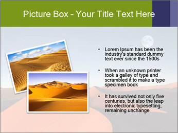 Red sand dune PowerPoint Templates - Slide 20