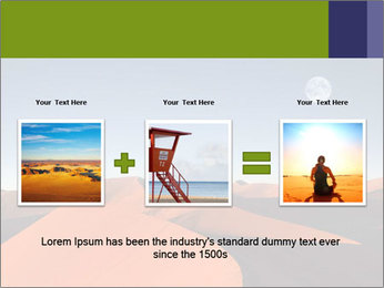 Red sand dune PowerPoint Templates - Slide 22