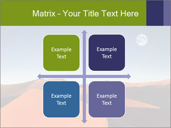 Red sand dune PowerPoint Templates - Slide 37