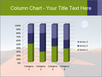 Red sand dune PowerPoint Template - Slide 50