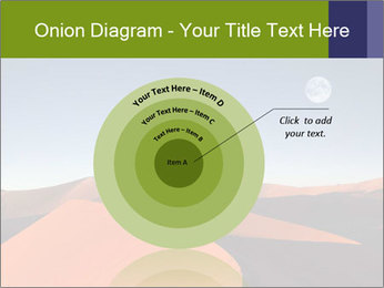 Red sand dune PowerPoint Template - Slide 61