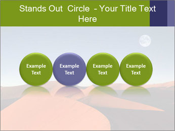 Red sand dune PowerPoint Templates - Slide 76