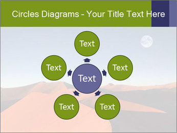 Red sand dune PowerPoint Template - Slide 78