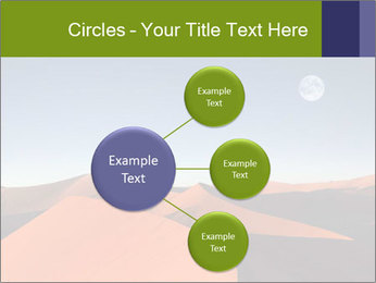 Red sand dune PowerPoint Template - Slide 79
