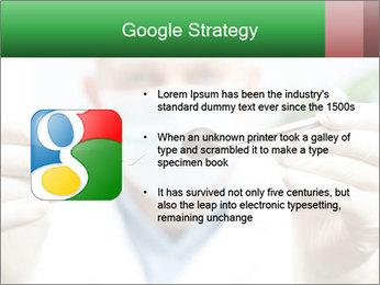 Dentist mirror PowerPoint Template - Slide 10