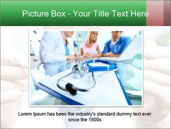 Dentist mirror PowerPoint Template - Slide 16