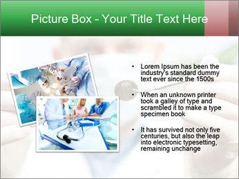 Dentist mirror PowerPoint Template - Slide 20