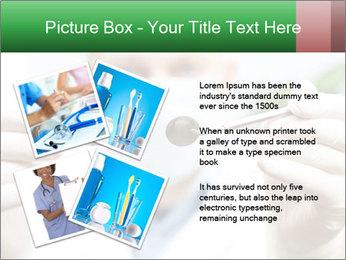 Dentist mirror PowerPoint Template - Slide 23