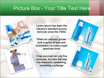 Dentist mirror PowerPoint Template - Slide 24
