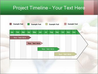 Dentist mirror PowerPoint Template - Slide 25