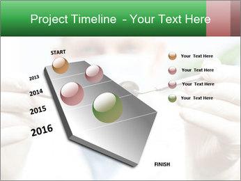 Dentist mirror PowerPoint Template - Slide 26