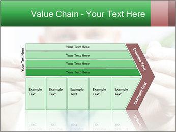 Dentist mirror PowerPoint Template - Slide 27