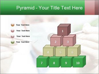 Dentist mirror PowerPoint Template - Slide 31