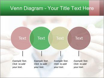 Dentist mirror PowerPoint Template - Slide 32