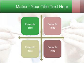 Dentist mirror PowerPoint Template - Slide 37