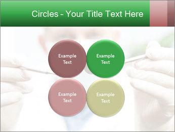 Dentist mirror PowerPoint Template - Slide 38