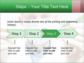 Dentist mirror PowerPoint Template - Slide 4