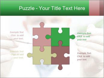 Dentist mirror PowerPoint Template - Slide 43