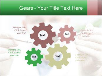 Dentist mirror PowerPoint Template - Slide 47