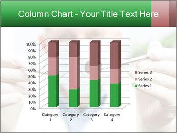 Dentist mirror PowerPoint Template - Slide 50