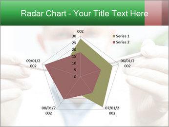 Dentist mirror PowerPoint Template - Slide 51
