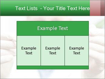 Dentist mirror PowerPoint Template - Slide 59