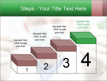 Dentist mirror PowerPoint Template - Slide 64