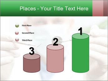 Dentist mirror PowerPoint Template - Slide 65