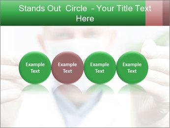 Dentist mirror PowerPoint Template - Slide 76