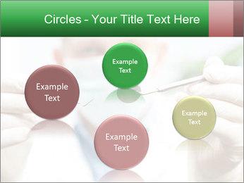 Dentist mirror PowerPoint Template - Slide 77