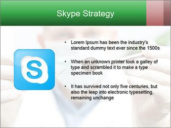 Dentist mirror PowerPoint Template - Slide 8