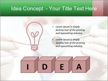 Dentist mirror PowerPoint Template - Slide 80