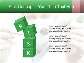 Dentist mirror PowerPoint Template - Slide 81