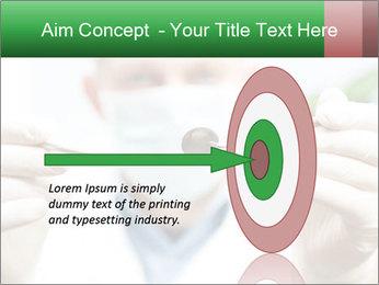Dentist mirror PowerPoint Template - Slide 83