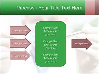 Dentist mirror PowerPoint Template - Slide 85