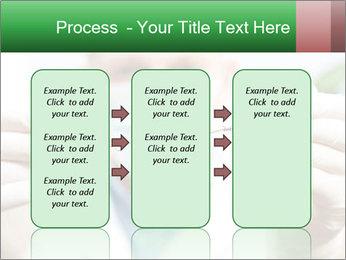Dentist mirror PowerPoint Template - Slide 86
