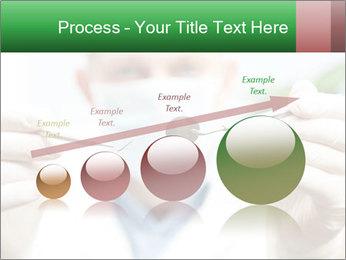 Dentist mirror PowerPoint Template - Slide 87
