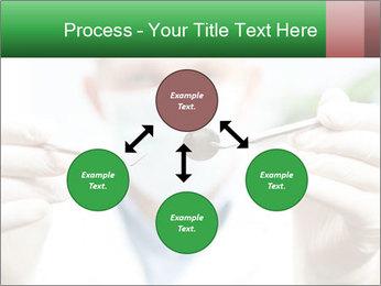 Dentist mirror PowerPoint Template - Slide 91