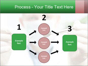 Dentist mirror PowerPoint Template - Slide 92