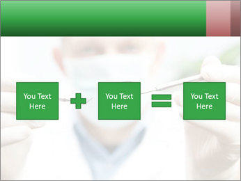 Dentist mirror PowerPoint Template - Slide 95