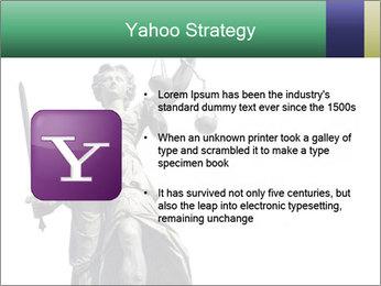 Justitia PowerPoint Template - Slide 11