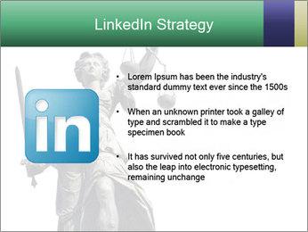 Justitia PowerPoint Template - Slide 12