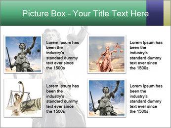 Justitia PowerPoint Template - Slide 14