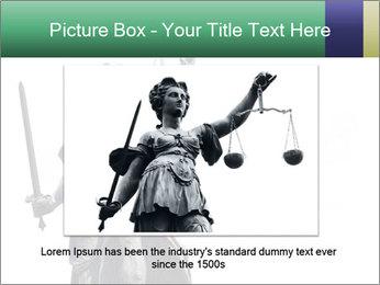 Justitia PowerPoint Template - Slide 16