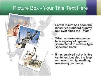 Justitia PowerPoint Template - Slide 17