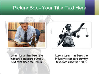 Justitia PowerPoint Template - Slide 18